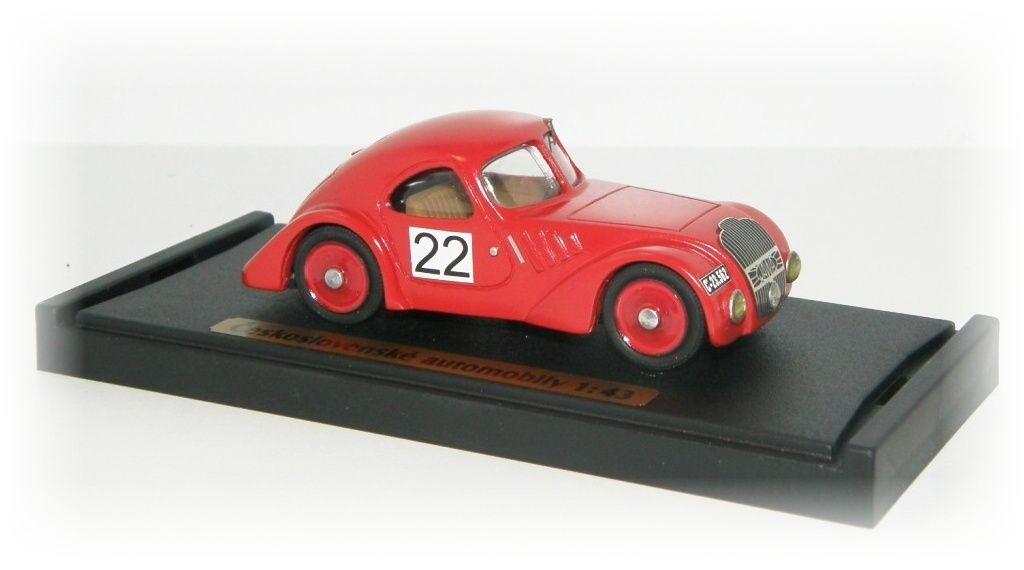 """Jawa 750 """"22"""" - kupé závodní """"1932"""" CVKP"""