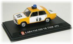 "LADA VAZ 2101 VB  ČSSR   ""1972"""