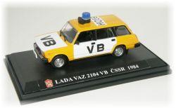 "LADA VAZ 2104 VB combi ČSSR   ""1984"""
