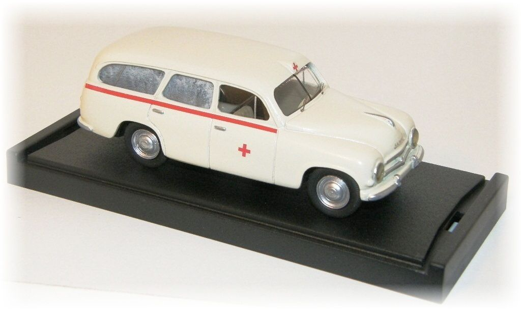 "ŠKODA 1200 AMBULANCE ""1952"" CVKP"