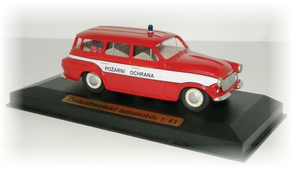 "ŠKODA 1202 - Požární ochrana ""1968"" CVKP"