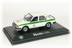 """Škoda 120L Vojenská Policie   """"1984"""""""