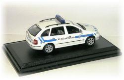 """Škoda Fabia Combi Celní Správa """"2002"""" Abrex"""