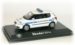 "Škoda Fabia II Celní Správa    ""2002"""
