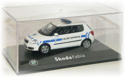 "Škoda Fabia II Celní Správa ""2002"" Abrex"