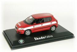 """Škoda Fabia II  Hasičský záchranný sbor  """"2006"""""""