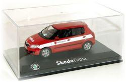 """Škoda Fabia II Hasičský záchranný sbor Moravskoslezského kraje """"2006"""" Abrex"""
