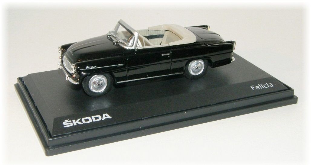 """Škoda Felicia 1963 """"1963"""" Abrex"""