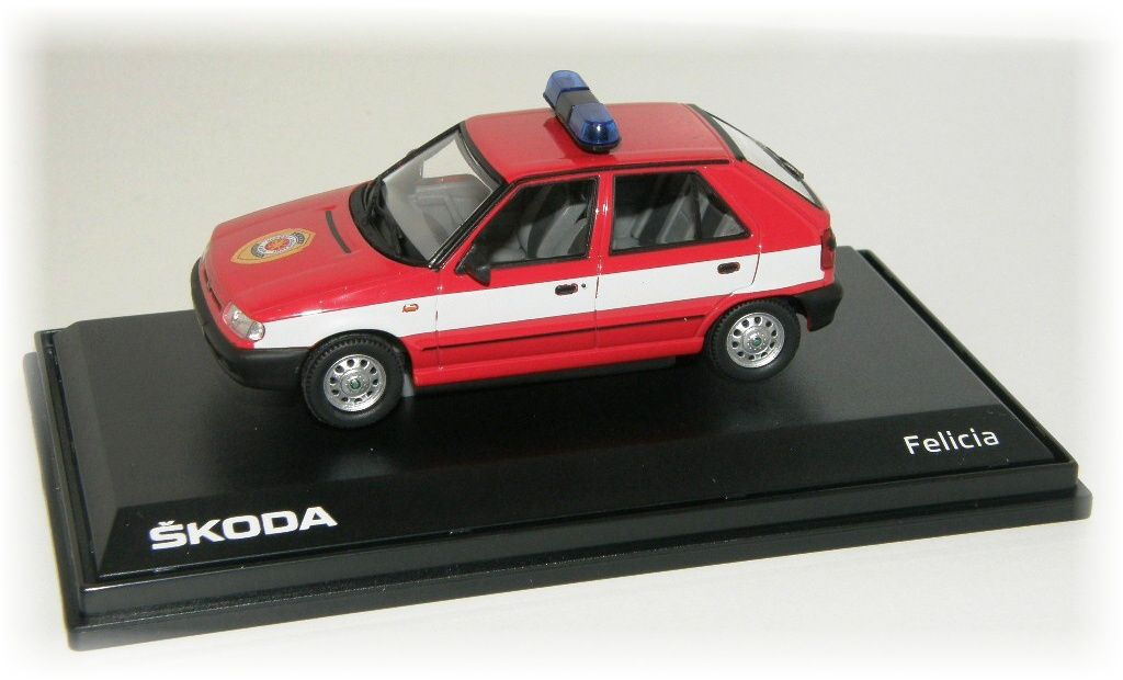 "Škoda Felicia Hasiči ""1994"" Abrex"