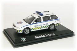 """Škoda Octavia Combi Tour Městská Policie Praha   """"2004"""""""