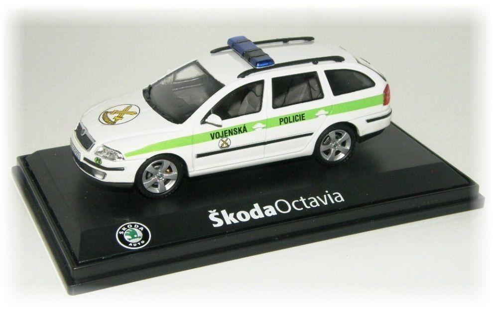 "Škoda Octavia Combi Vojenská Policie ""2004"" Abrex"