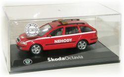 "Škoda Octavia II Combi Nehody Praha ""2004"" Abrex"