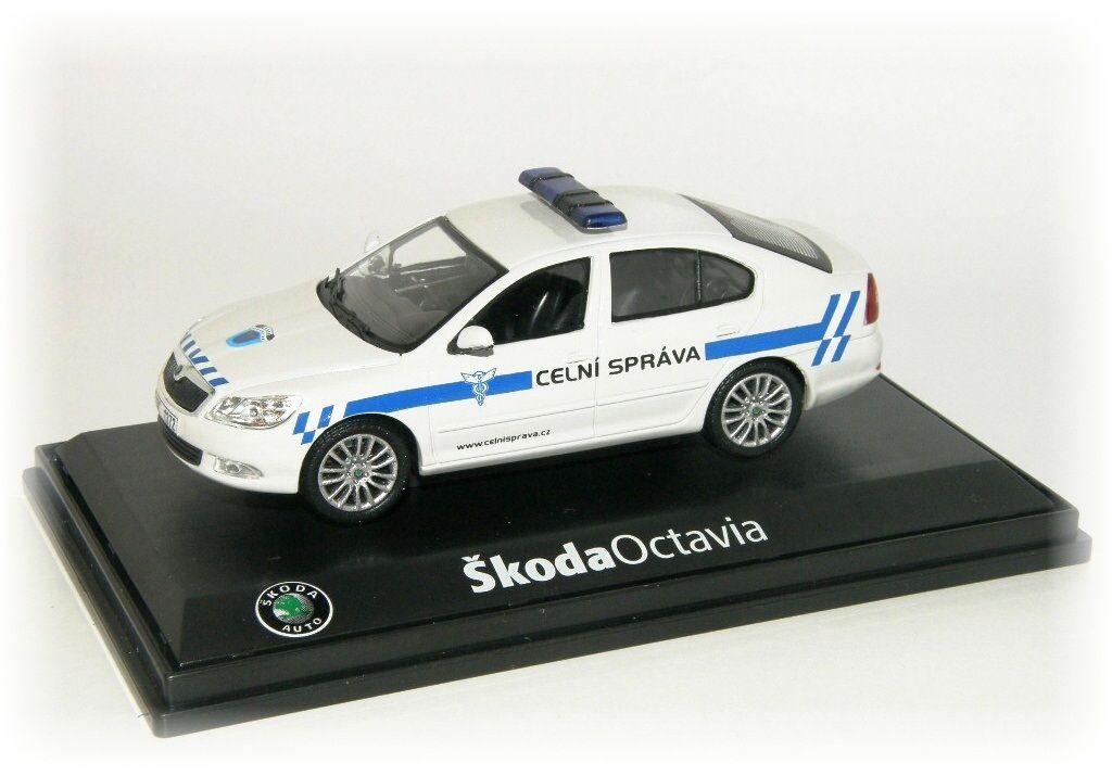 """Škoda Octavia II FL Celní Správa """"2008"""" Abrex"""