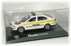 "Škoda Octavia II Nehody Praha ""2004"" Abrex"