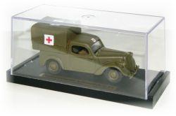 """ŠKODA POPULAR OHV vojenská ambulance """"1938"""" CVKP"""