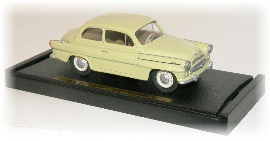 """ŠKODA SPARTAK 440 """"1955"""" CVKP"""