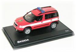 "Škoda Yeti Hasičský Záchranný Sbor   ""2011"""