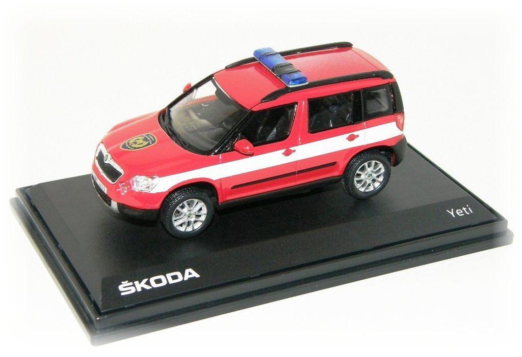 "Škoda Yeti Hasičský Záchranný Sbor ""2011"" Abrex"