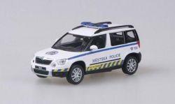 """Škoda Yeti Městská Policie Praha   """"2012"""""""