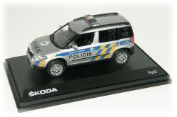 """Škoda Yeti Policie ČR   """"2011"""""""