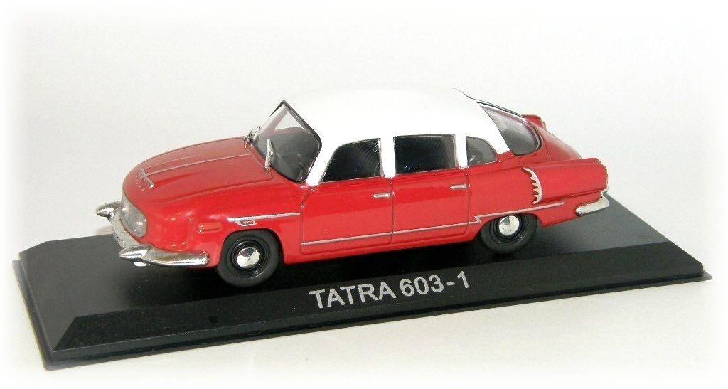 """TATRA 603-1 """"1956"""" DeAgostini"""