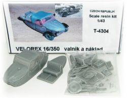 """VELOREX - valník s nákladem  """"1957"""""""