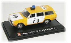 """Volha GAZ M24-02 combi VB ČSSR   """"1976"""""""