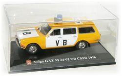 """Volha GAZ M24-02 combi VB ČSSR """"1976"""" VL"""