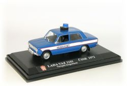 """LADA VAZ 2101 - Veřejná bezpečnost    """"1972"""""""