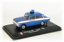 """Moskvič 408 - Veřejná bezpečnost   """"1968"""""""