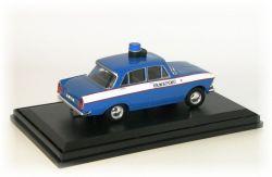 """Moskvič 408 - Veřejná bezpečnost """"1968"""" VL"""