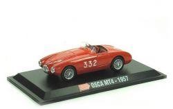 """OSCA MT4  №332   1000 Miglia  """"1957"""""""