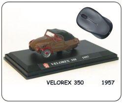 """Podložka pod myš - Velorex  350    """"1957"""""""