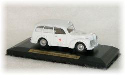 "ŠKODA 1001 ambulance  ""1946"""