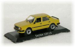 """Škoda 120 LS        """"1983"""""""