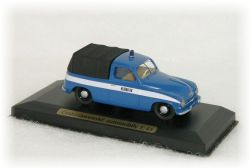 "ŠKODA 1201 - HLÍDKA VB  pick-up ""1956"""