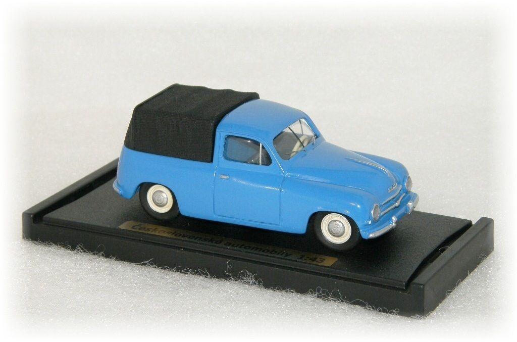 "ŠKODA 1201 pick-up ""1958"" CVKP"