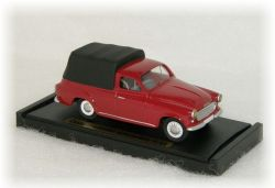 """ŠKODA 1202 - pick-up s plachtou  """"1961"""""""