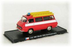 """Škoda 1203 - Hasiči    """"1981"""""""