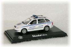 "Škoda Fabia Combi Městská Policie Praha    ""2002"""