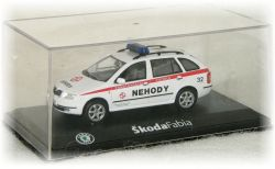 "Škoda Fabia Combi NEHODY design ""2002"" Abrex"