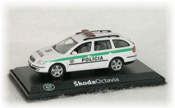 """Škoda Octavia Combi  Polícia SK   """"2004"""""""