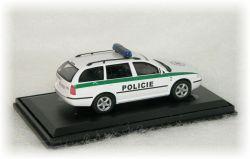 "Škoda Octavia Combi Tour Policie ČR ""2004"" Abrex"