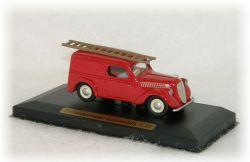 "ŠKODA POPULAR OHV  hasiči   ""1938"""