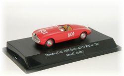 """Stanguellini 1100 Sport Mille Miglie №601    """"1950"""""""