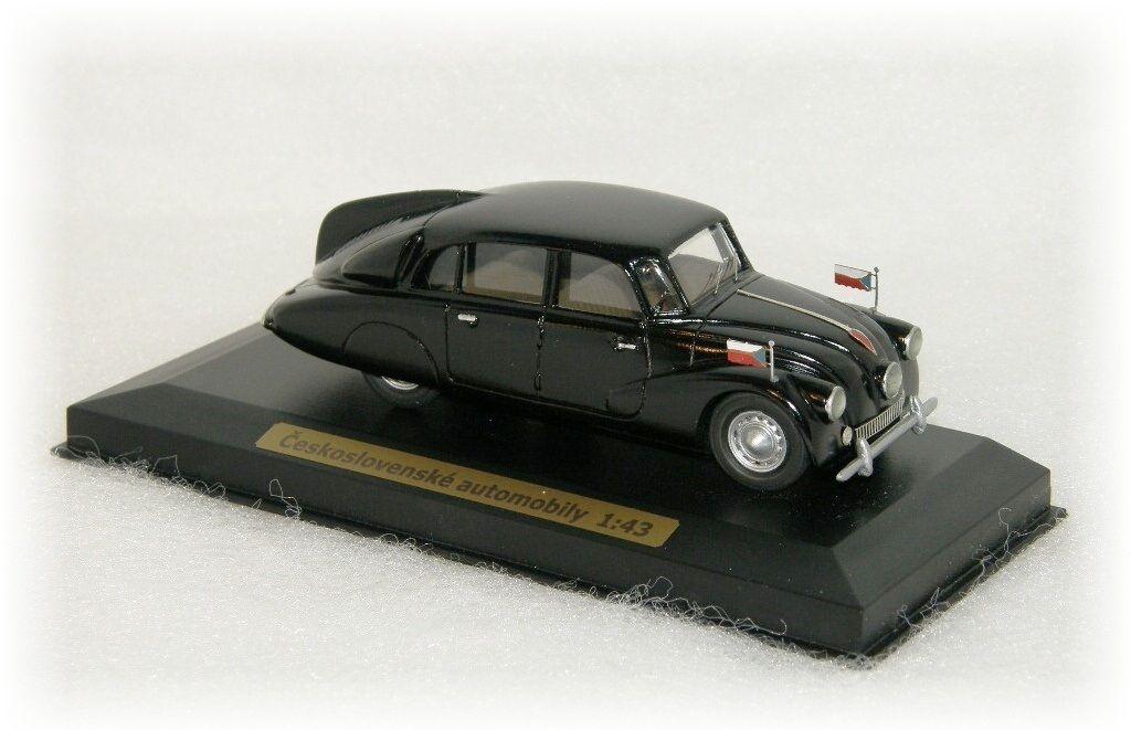 """TATRA 87 - prezidentský vůz """"1936"""" CVKP"""