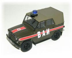 "UAZ 469 VAI   ""1972"""