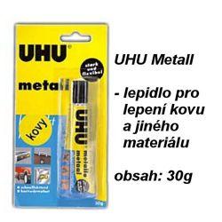 UHU Metall - lepidlo na kov