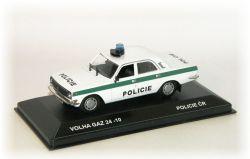 """Volha GAZ 24-10 Policie ČR     """"1991"""""""