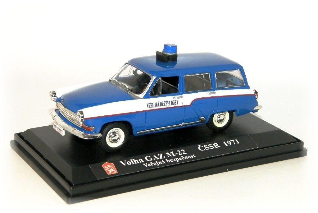 """Volha GAZ M-22 - Veřejná bezpečnost """"1971"""" VL"""